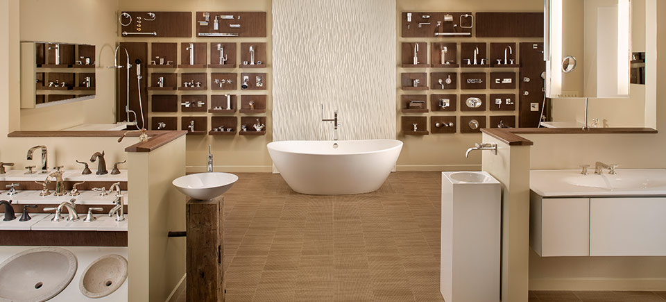 Boutique Collection of Plumbing, Mirrors and Cabinets